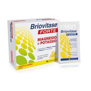 Briovitase - Forte Magnesio e Potassio Confezione 20 Bustine
