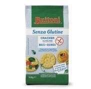 Buitoni - Crackers Senza Glutine Confezione 150 Gr (Scadenza Prodotto 31/05/2021)