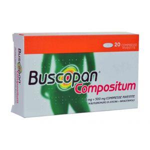 Buscopan - Compositum Confezione 20 Compresse Rivestite