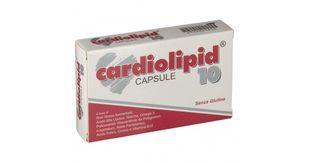 Cardiolipid 10 - Confezione 30 Compresse