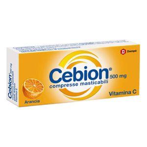 Cebion - Arancia Vitamina C Confezione 20 Compresse