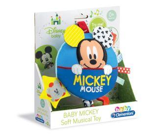 Clementoni - Baby Mickey Morbido Carillon