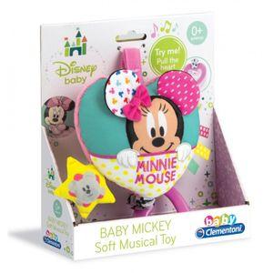 Clementoni - Baby Minnie Morbido Carillon