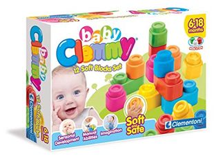 Clementoni - Clemmy 12 Soft Block