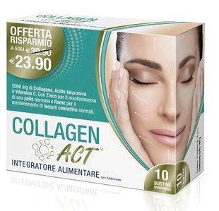 Collagen - Act Confezione 10 Bustine