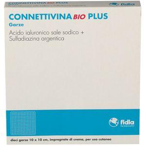 Connettivina - Bio Plus Garze 10x10  Confezione 10 Pezzi