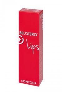 New Belotero - Lips Contour Con Lidocaina Confezione 1 Fiala Siringa Preriempita 0.6 Ml