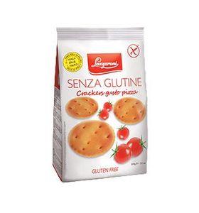 Lazzaroni - Crackers Gusto Pizza Senza Glutine Confezione 200 Gr