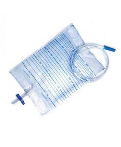 Curabag - Sacca Urina V+R 130 Cm Confezione 30 Pezzi