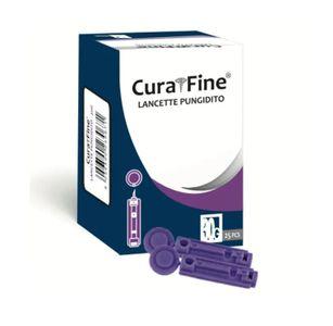 Curafine - Lancette Pungidito Confezione 25 Pezzi