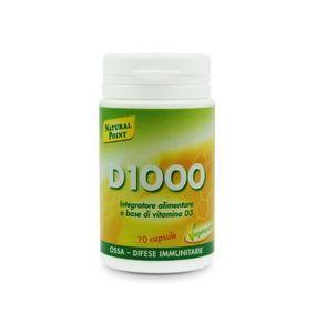 D1000 - Confezione 70 Capsule
