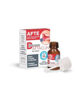 Dermovitamina - Aftaclin Gel Confezione 7 Ml