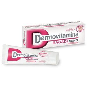 Dermovitamina - Ragadi Seno Confezione 30 Ml (Scadenza Prodotto 28/10/2021)