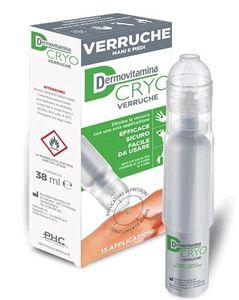Dermovitamina - Verruche Cryo Confezione 38 Ml