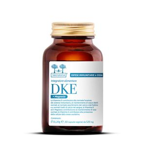 Salugea - Dke + Magnesio Confezione 60 Capsule