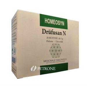 Homeosyn - Drufusan N Confezione 20 Bustine