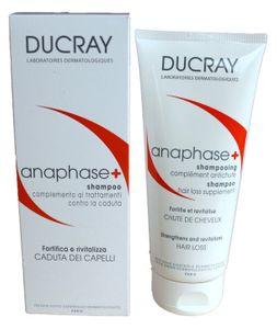 Ducray - Anaphase + Shampoo Confezione 200 Ml (Confezione Danneggiata)