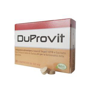 Wellvit - Duprovit Confezione 30 Compresse