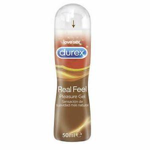 Durex - New Gel Real Feel Confezione 50 Ml