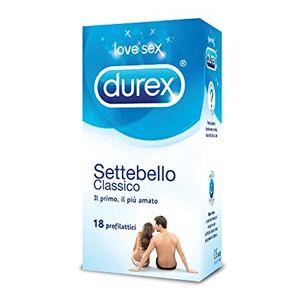 Durex - Settebello Classico Confezione 18 Profilattici