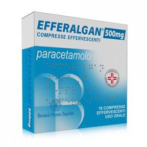 Efferalganmed - 500 Mg Confezione 16 Compresse Effervescenti