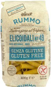 Rummo - Elicoidali N49 Senza Glutine Confezione 400 Gr