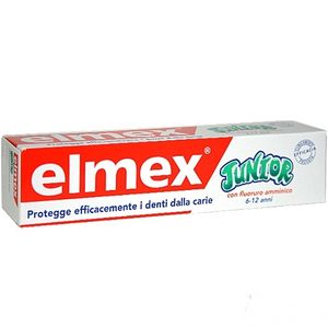 Elmex - Dentifricio Junior Confezione 75 Ml