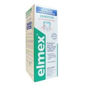Elmex - Sensitive Collutorio Confezione 400 Ml