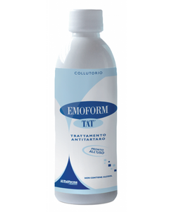 Emoform - Tat Collutorio Antitartaro Confezione 300 Ml