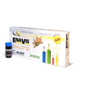 Inlinea - Enavis Confezione 10 Flaconcini