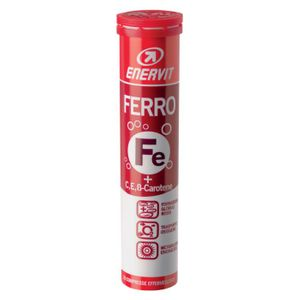 Enervit - Sport Ferro Confezione 20 Compresse Effervescenti