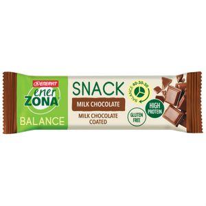 Enervit - Enerzona Snack Milk Chocolate Confezione 33 Gr