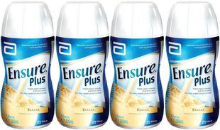 Ensure - Plus Banana Confezione 4X200 Ml