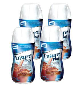 Ensure - Plus Cioccolato Confezione 4X200 Ml