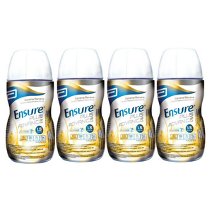 Ensure - Plus Advance Banana Confezione 4X220 Ml
