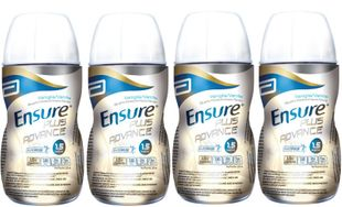 Ensure - Plus Advance Vaniglia Confezione 4X220 Ml