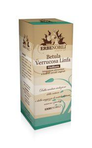 Erbenobili - Fitoblasto Betulla Verrucosa Linfa Confezione 50 Ml