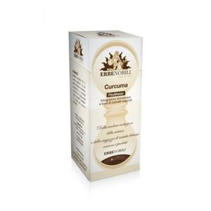 Erbenobili - Fitomater Curcuma Confezione 50 Ml