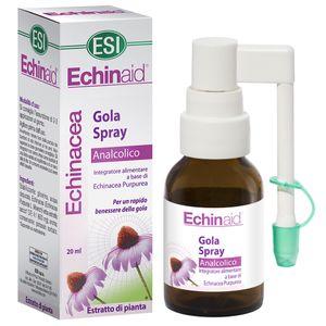 Esi - Echinaid Gola Spray Analcolico Confezione 20 Ml