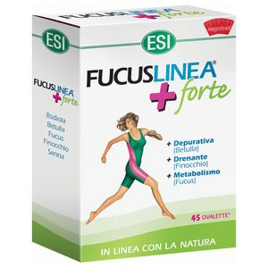 Esi - Fucuslinea +Forte Confezione 45 Ovalette