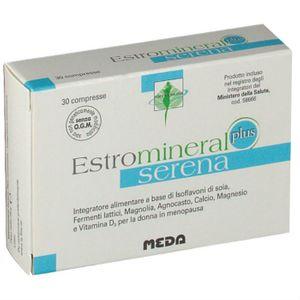 Estromineral - Serena Plus Confezione 30 Compresse