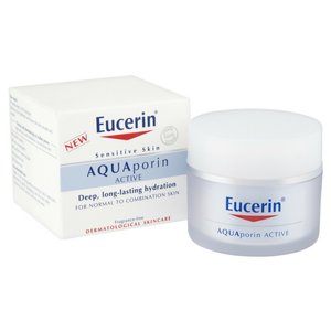 Eucerin - Aquaporin Active Crema Idratante Da Pelli Normali A Miste Confezione 50 Ml