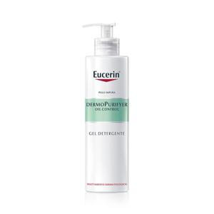 Eucerin - Dermopurifyer Gel Detergente Confezione 400 Ml