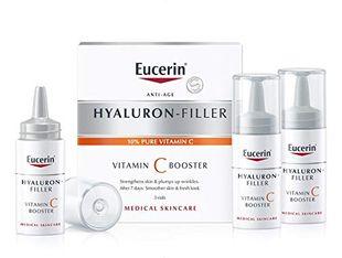 Eucerin - Hyaluron Filler Vitamina C Booster Confezione 3X8 Ml + 1 In Omaggio