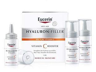Eucerin - Hyaluron Filler Vitamina C Booster Confezione 3 Pezzi + Una In OMAGGIO