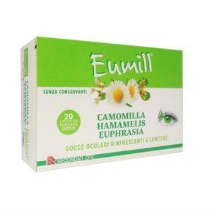 Eumill - Gocce Oculari Confezione 20 Flaconcini Monodose