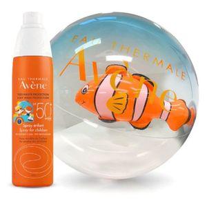 Avene - Protezione Solare Spray Bambino Spf 50+ Confezione 200 Ml + In Omaggio Pallone Gonfiabile Nemo
