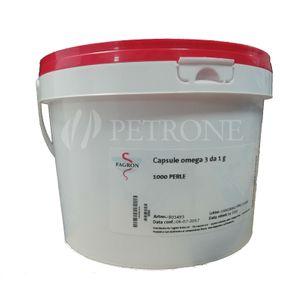 Fagron - Omega 3 Confezione 1000 Capsule Da 1 Gr