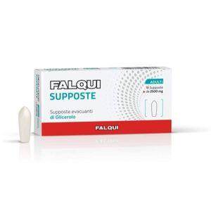 Falqui - Supposte Per Adulti Confezione 18 Supposte