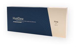 Hyaldew - Fine Gel Confezione 1 Fiala Siringa Preriempita 1 Ml